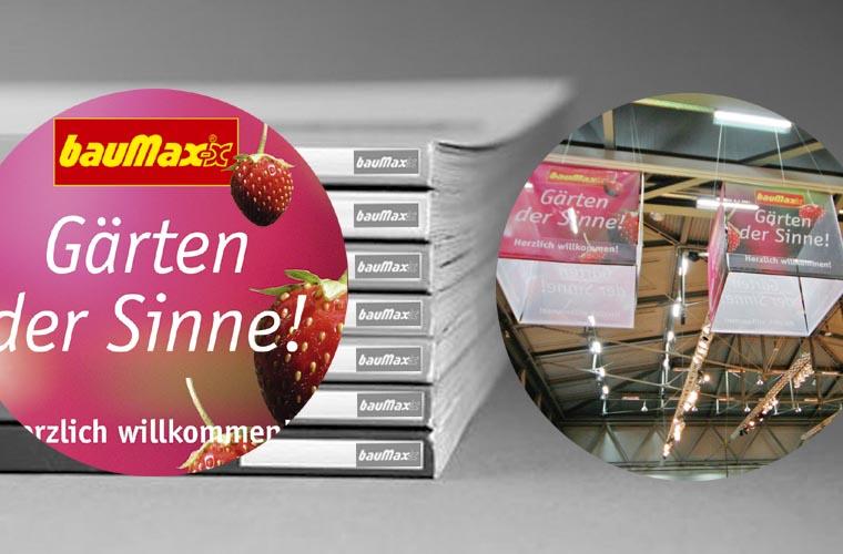 Auftraggeber: BAUMAX AG